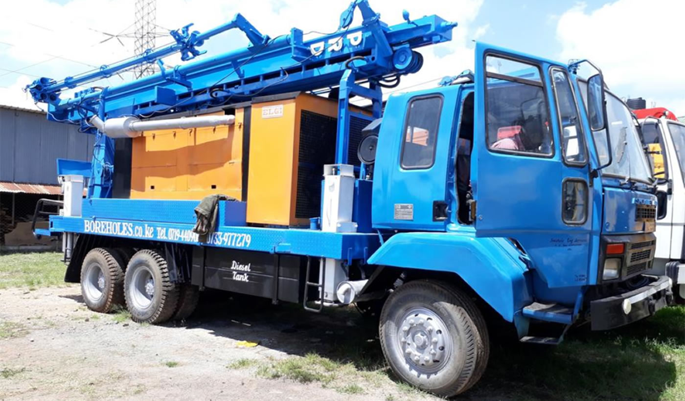 We provide the bestBorehole services