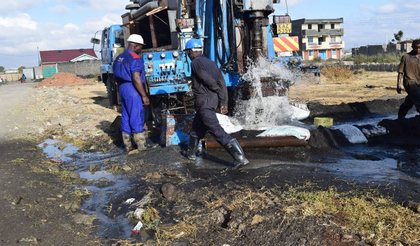 We equipBoreholes systems